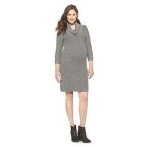GUC Liz Lang Maternity Sweater Dress